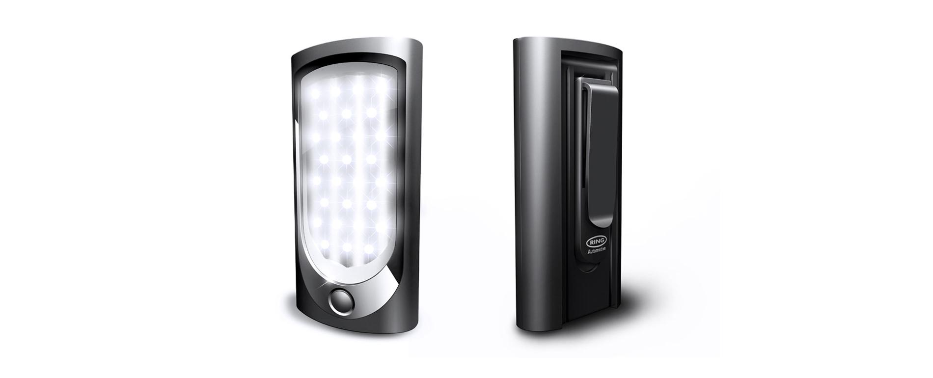 Inspection Lamp Ring Automotive Hjc Design